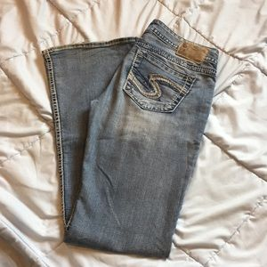 Silver Tuesday Jeans